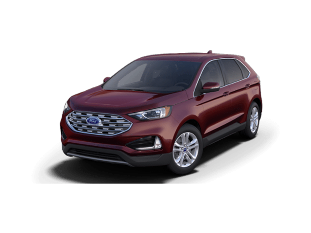 2019 Ford Edge SEL -- AWD SUV